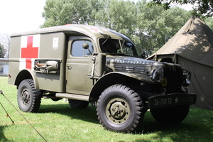 Dodge WC56 ambulance