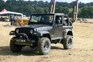Jeep Rubicon avant
