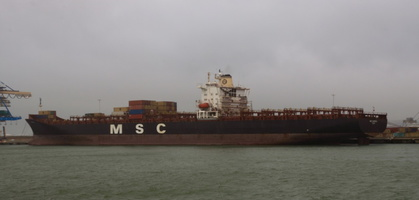 MAC Shariska IMO 8715857